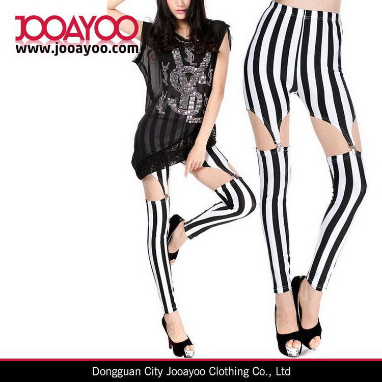 Special stylish womens rubber pants