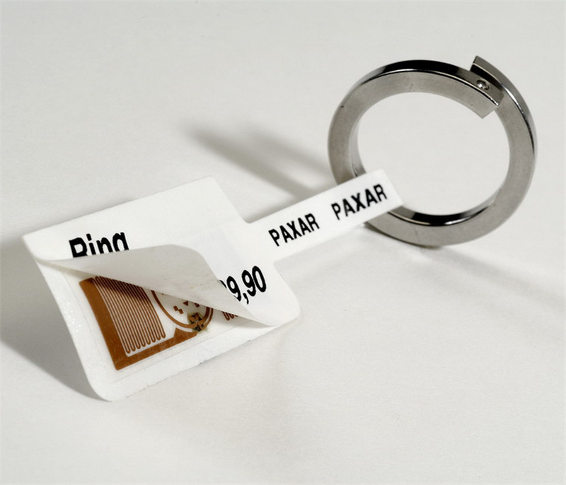 DR LABEL RF LAEL RFID LABEL Type and Custom Sticker,Anti-theft Usage eas system