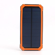 sinobangoo 12000mAh power bank circuit board solar panel for travel