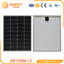 85w 18v solar power panels for sale in solar water pump kit