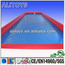 (AliToys!)Blue bottom red edge giant Inflatable used swimming pools 20JO