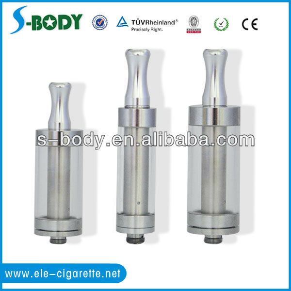 S-body tank 510 dct v2 tank cartomizers with 1.5ml/4.5ml
