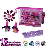 Akia Custom Fashional Nontoxic Kids Gel Nail Products