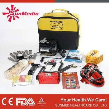 ST-050 Motorcar First Aid Kit