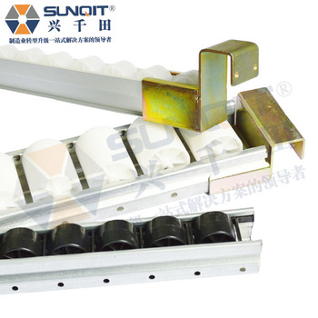 Sunqit Roller Track for Racking system