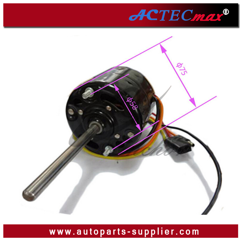 Electric Car Blower : V dc electric fan motor buy