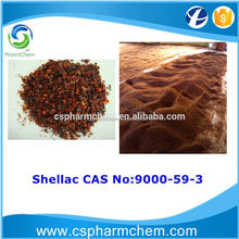 Machine made Shellac by Solven process, Heat process Cas 9000-59-3