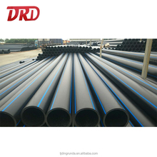 Underground hdpe pipe pn16 pe100 for water, gas pipe