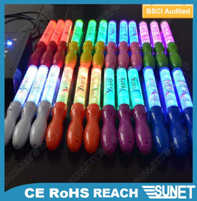 SUNJET most popular products led stick high end party decorations