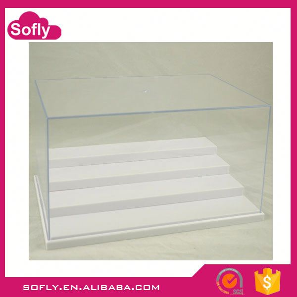 Hot Sale Lucite Lego Minifigures Home, Awesome Lego Minifigures, Acrylic Rugby Display Case