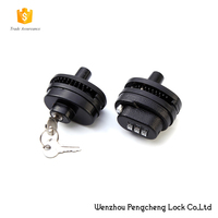 high quality combination security anti prizing gun trigger lock