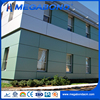 Megabond Hot Sale Durable PE/PVDF exterior wall panel cladding,wall cladding outsides prices