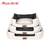 COOBYPET OEM China newest design canvas dog soft pet beds