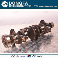 5261376 Diesel Engine Parts Crankshaft Assembly for dongfeng truck