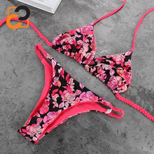 Swimwear Women New Styles Woman Beachwear Indian Style Bikini TYQ002