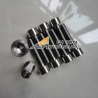 Low price new products m27 hex head titanium bolt