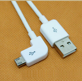 elbow usb cable 1M/2M/3M