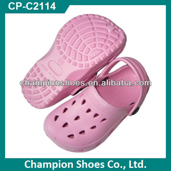 Cute Kids Crock Shoes