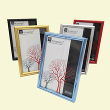Acrylic 5x7 magnetic Multicolor Photo frame setting