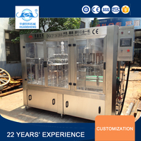 CSD filling machine/carbonated drink filling machine/soft drink filling machine