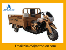 200cc China Three Wheel Motorcycle Cargo For Sale