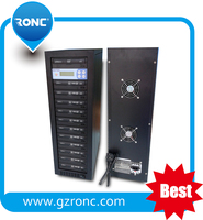 Low competitive price for CD DVD burner 1 to 11 bays supplier in Guangzhou