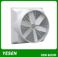 SMC Fiber Glass Ventilation Poultry House Fan