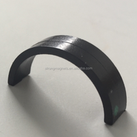 Shanghai LINA strong magnet composite bonded NdFeB magnet for motorcycle head steering controller