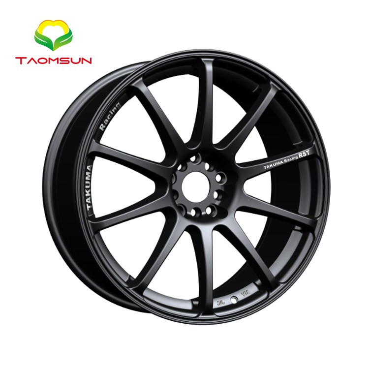 TM2 Aluminium Alloy Wheel rim 18 19 Inch