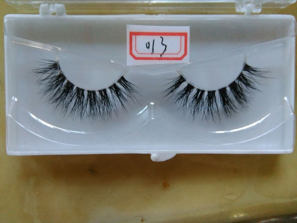 make and supply top quality 3D mink fur eyelash for 10 years
