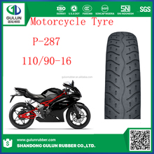 110/90-16 2.25-17 2.50-18 2.75-17 2.75-18 Chinese Hot Sale Motorcycle Tire
