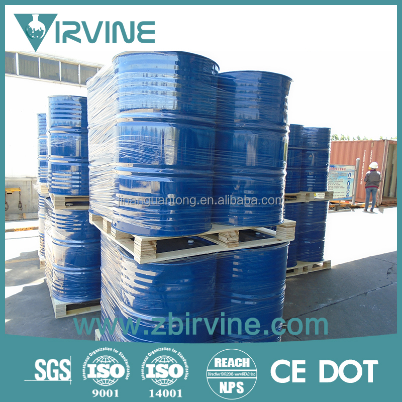 99.9%min High Purity Trichloroethylene/TCE used as extraction agent for waxes and tars Irvine Brand