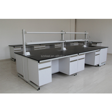 chemistry lab equipment/lab furniture/C-frame structure lab working bench