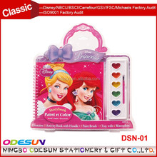 Disney Universal NBCU FAMA BSCI GSV Carrefour Factory Audit Manufacturer Rainbow Art Set Ningbo For Kids