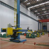 High Precision Column & Boom Welding Manipulators With Submerged Arc Welding Power