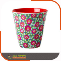 New Products Melamine Plastic Tube Cup Japan For Coffee Wholesale