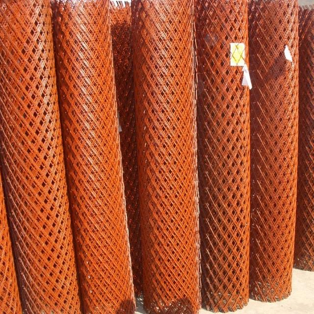 1mm thick expanded metal mesh_Yuanwenjun.com