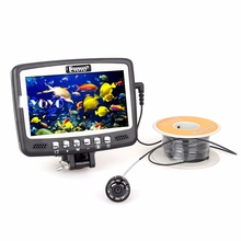 "15M 4.3"" Monitor Ice/Sea/Boat Fish Finder Video Recording DVR Underwater Fishing Camera"