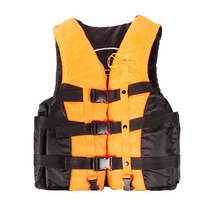 Hot Sale Custom Foam Filling Orange PFD Fashion Sailing Waterproof Personalized Life Jackets