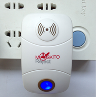 Ultrasonic Electro Magnetic Pest Control Repeller Wall Plug Unit for Insect