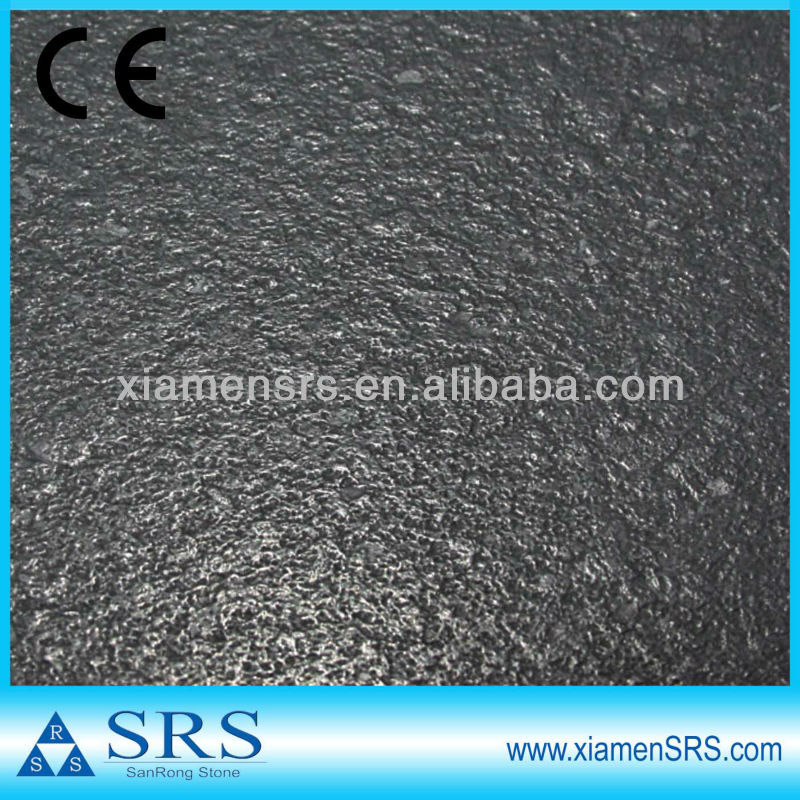 G684 Fuding Black Leather Granite