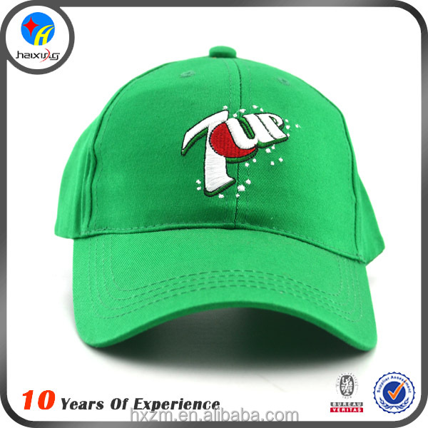 Promotional Sample Free Custom Baseball Caps
