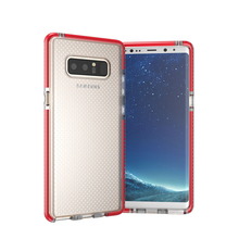 TPE Flexible Shockproof Protective Soft TPU Phone Cover Case For Samsung Galaxy Note 8