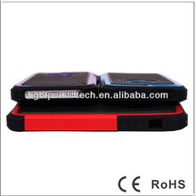 Detachable Hard Cover+Silicone Cell Phone Case for iphone5