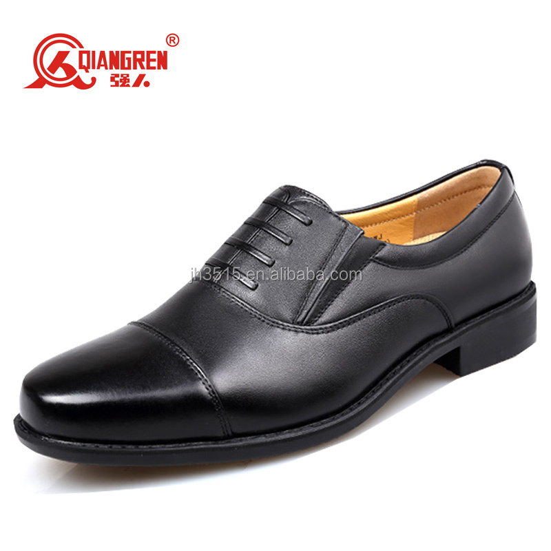 Genuine leather formal shoes for men