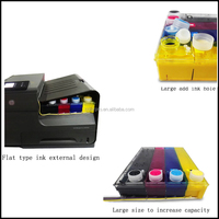 Continuous ink supply system for HP 970 971 1000ml CISS for HP Officejet Pro X476dw 970 CISS ink Tank