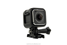 2016 new smallest mini dv sport action camera, 4K high resolution wifi action cam with 60 meters waterproof case