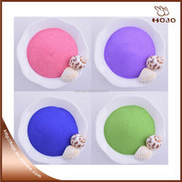 Hot sale eco-friendly colorful sand for kids DIY sand and crafts