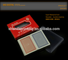 Reasonable Price Cheap playing card with case