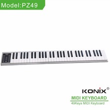 Factory Price Multi-Function Electrical Piano 61 Keys Mini Piano Keyboard Digital Piano with Pendals